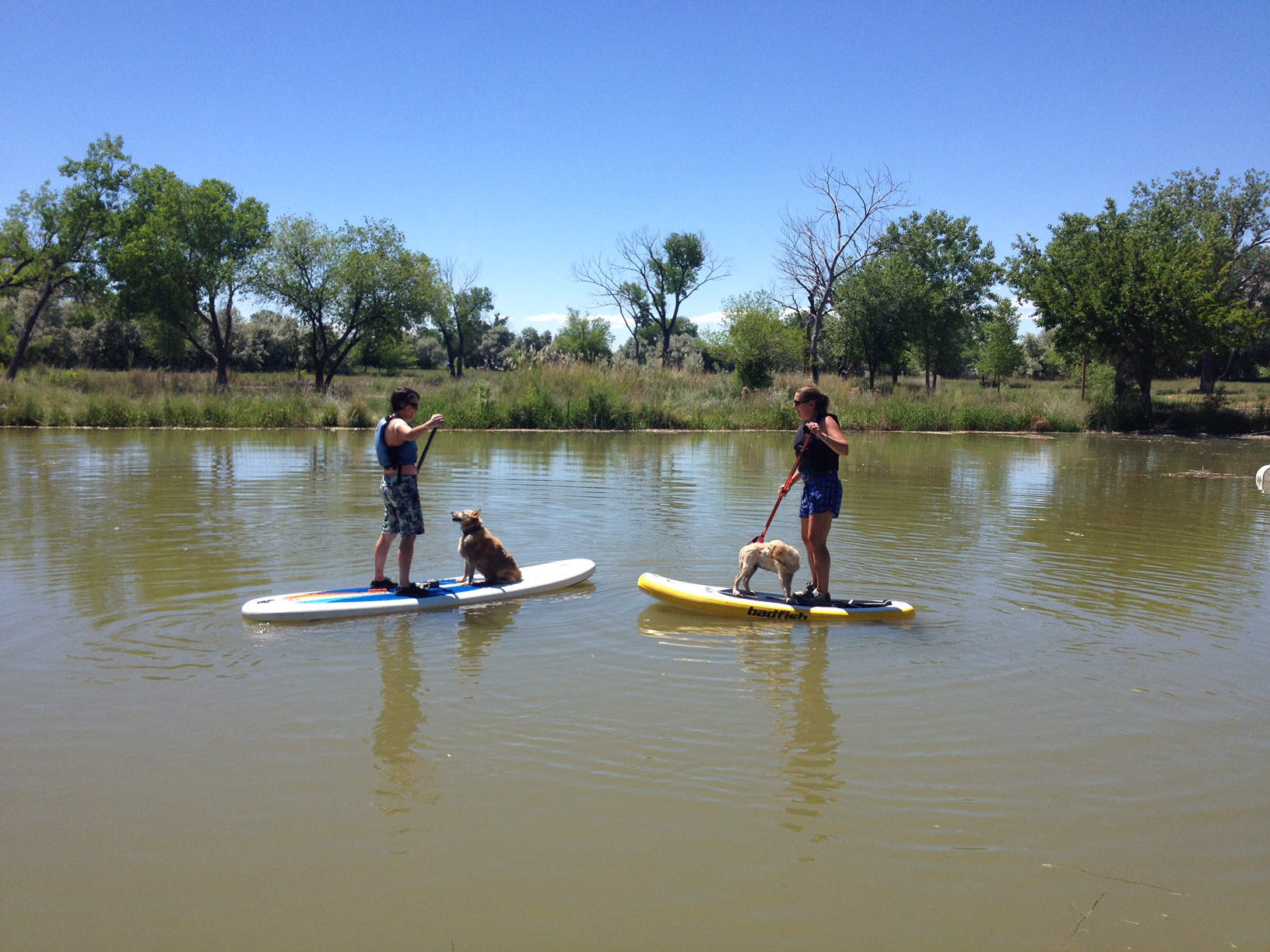 SUPing the Colorado River
